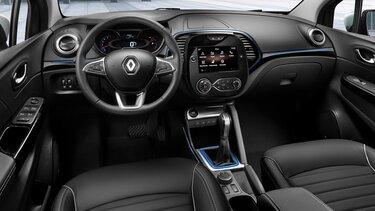 Насладитесь комфортом Renault KAPTUR