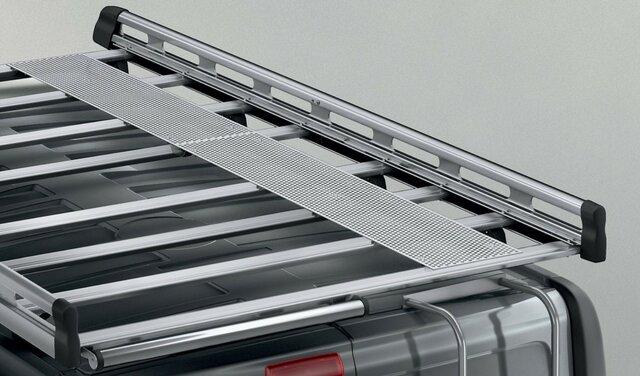 Алюминиевый мостик