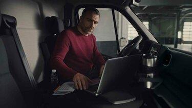 Мобильный офис Renault MASTER