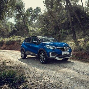 в продаже появился Новый Renault KAPTUR