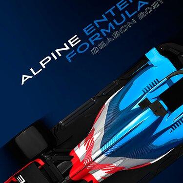 Команда Alpine F1® Team впервые выступит в Формуле-1