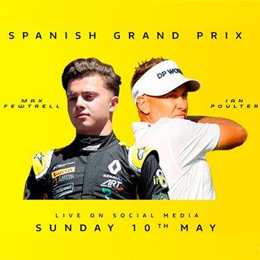 Renault Dp World F1 Team выступит на виртуальном гран-при Испании
