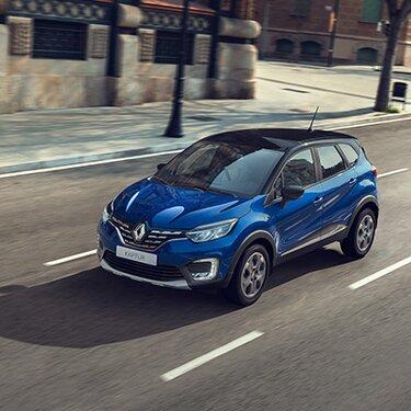Renault KAPTUR сохранил привлекательный внешний дизайн