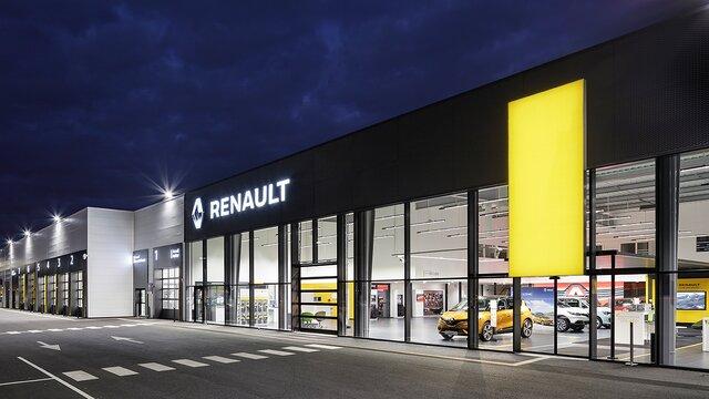 Стать дилером Renault