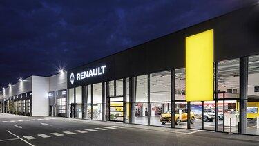 Как стать партнером Renault