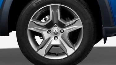 16-дюймовые диски Renault LOGAN Stepway
