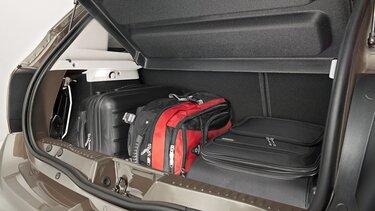 Вместительный багажник Renault SANDERO