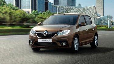 Брошюры для Renault SANDERO