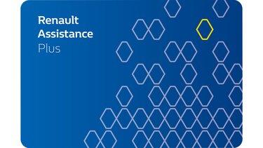 карта Renault Assistance Plus