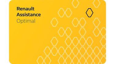 карта  Renault Assistance Optimal