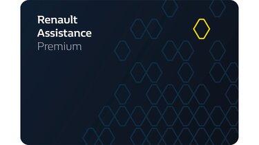 карта  Renault Assistance Premium
