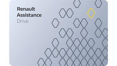 карта Renault Assistance Drive