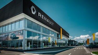 Официальный дилер Renault Россия