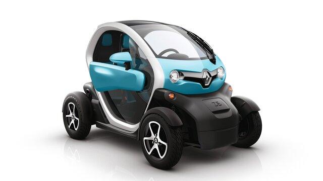 Renault TWIZY Trend