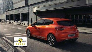 CLIO, lille bil udvendigt