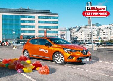 Nya Renault CLIO - Testvinnare