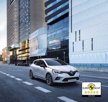 CLIO Hybrid bybil udvendigt