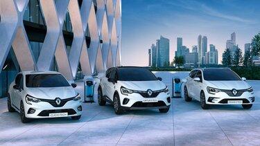 Renault E-TECH range