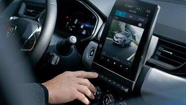 hjælp og opdateringer – Renault Easy Connect