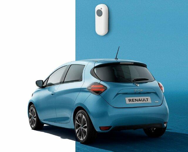 Smarta tjänster - Renault ZOE