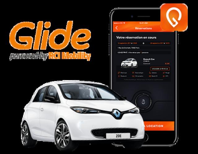 Renault Glide mobility bildelning för företag