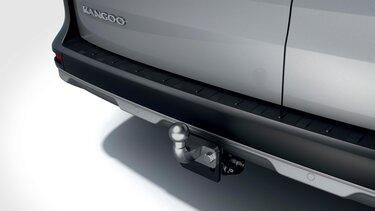 Standarddragkrok med 13-polig kontakt för Kangoo transportbil