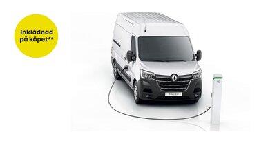 Renault MAster E-Tech electric