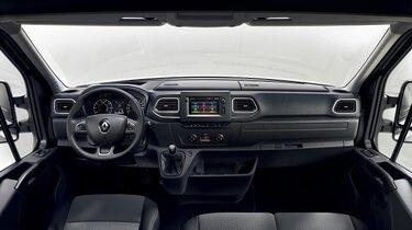 Renault MASTER Chassi interiør