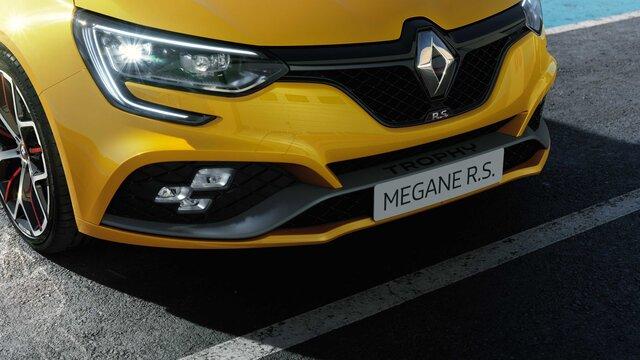 MEGANE R.S Trophy front