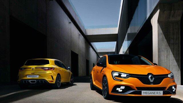 Renaults sportbilar