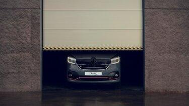 Nya Renault TRAFIC Racing Spirit Front