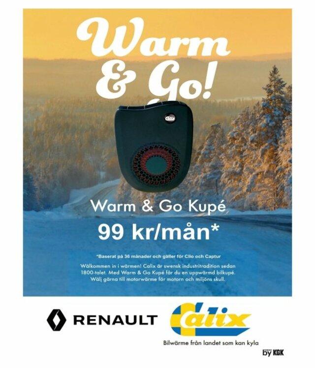 Renautl Warm & Go