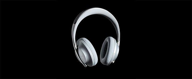 Renault Bose headphones