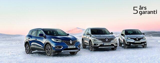 Renault captur kadjar koleos