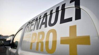 Renault Pro+ nätverket