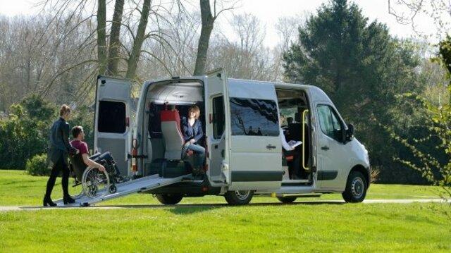 Renault påbyggnationer för transportbilar