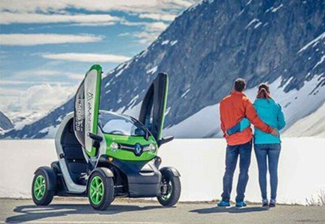 Renault TWIZY Emobility