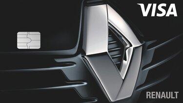 Renaultkortet VISA