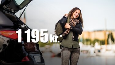Optimalservice - 1195 kr