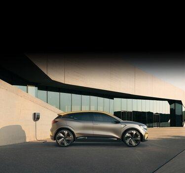 Renault Megane konceptbil