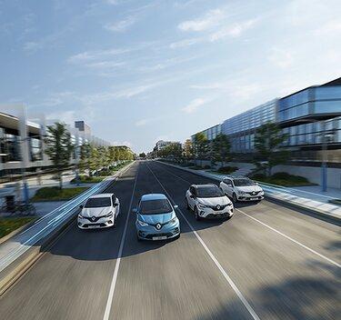 Usporedite Renault modele