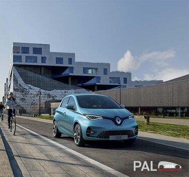 Renault ZOE – električni mestni avtomobil