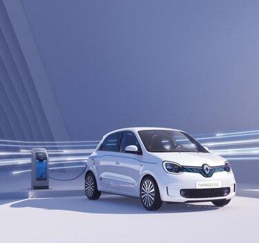TWINGO Electric – električni mestni avtomobil