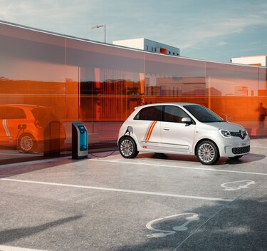 Oprema – novi TWINGO Electric I FEEL SLOVENIA