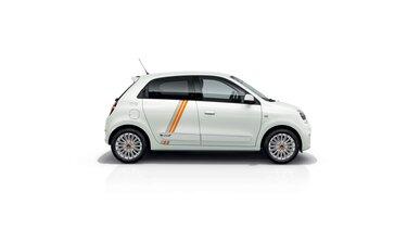 Renault TWINGO Electric I FEEL SLOVENIA – primerjava različic