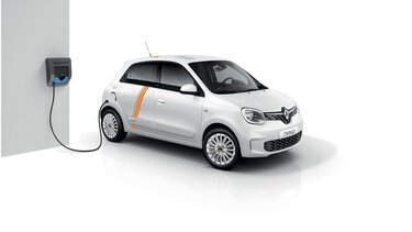 Renault TWINGO Electric I FEEL SLOVENIA – baterija in polnjenje