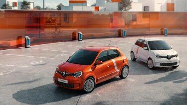 Renault TWINGO ELECTRIC I FEEL SLOVENIA
