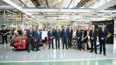 Renault – delovno okolje