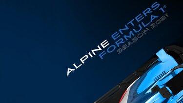 Alpine F1® oznanja svoj vstop v formulo 1
