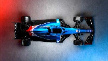 Moštvo ALPINE F1
